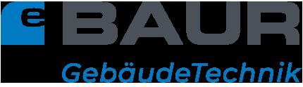BAUR Gebäudetechnik Logo